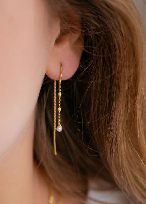 Lilja earring