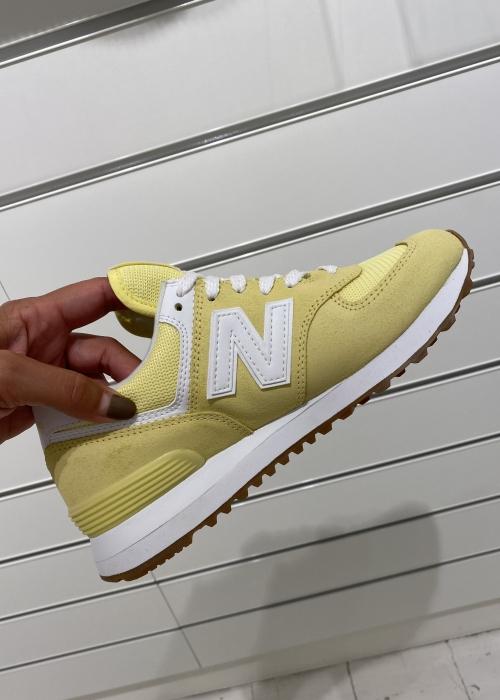 WL574PK2 Sneakers LEMON Levering midt april