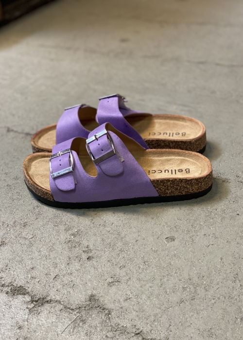 Sunshine soft sandal PURPLE