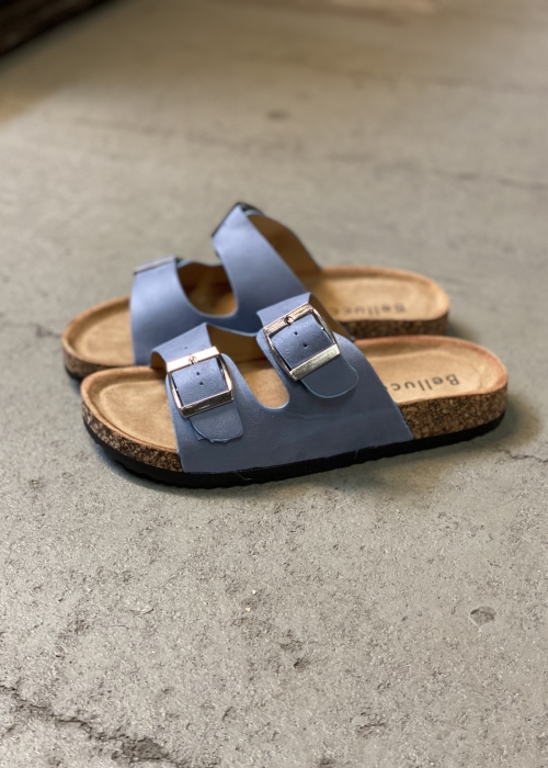 Sunshine soft sandal BLUE