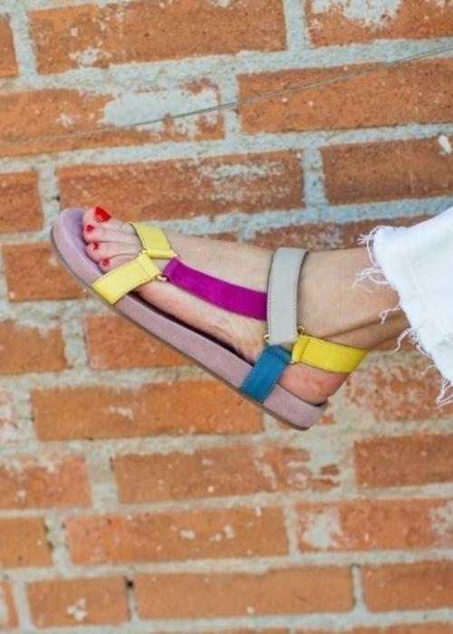 Peace multi sandal ROSA MULTI