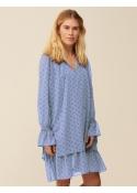Melinna dress TAMRINA PRINT BLUE