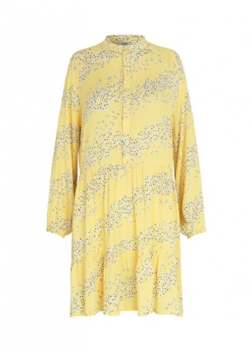 Merranie dress YELLOW PRINT