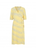 Angelo dress YELLOW PRINT