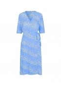 Angelo dress BLUE PRINT