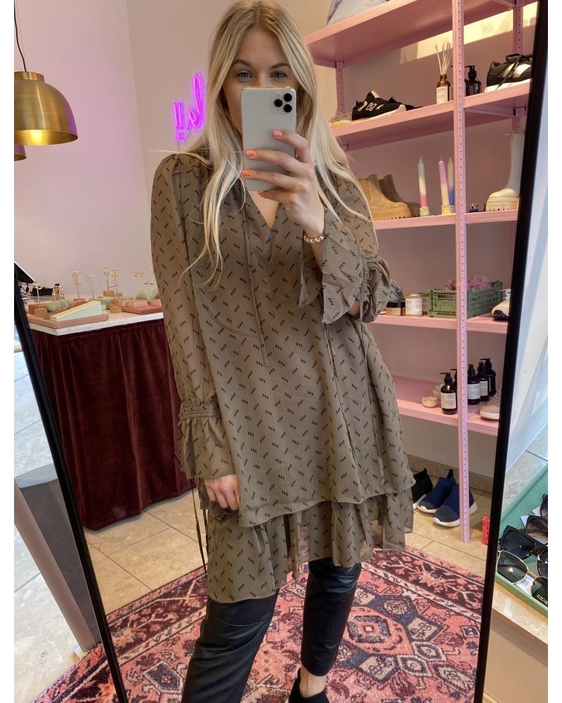 Melinna dress TAMRINA PRINT MOREL