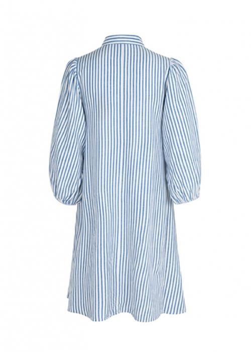Taimi dress BLUE STRIPE