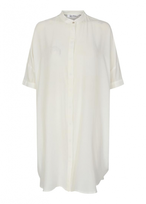 Sunrise tunic shirt OFF WHITE
