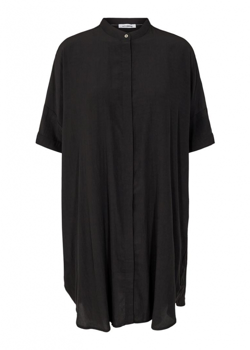 Sunrise tunic shirt BLACK