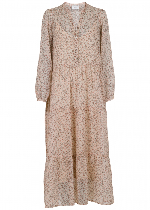 Nobis sweet flower dress OFF WHITE