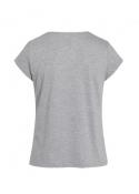 Organic favorite teasy t-shirt GREY MELANGE