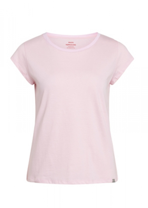 Organic favorite teasy t-shirt LIGHT PINK