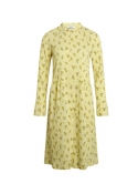 Crinkle Print Pop Dupina Dress