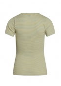 2 x 2 Cotton Stripe Truna TRAVERTINE/AQUA