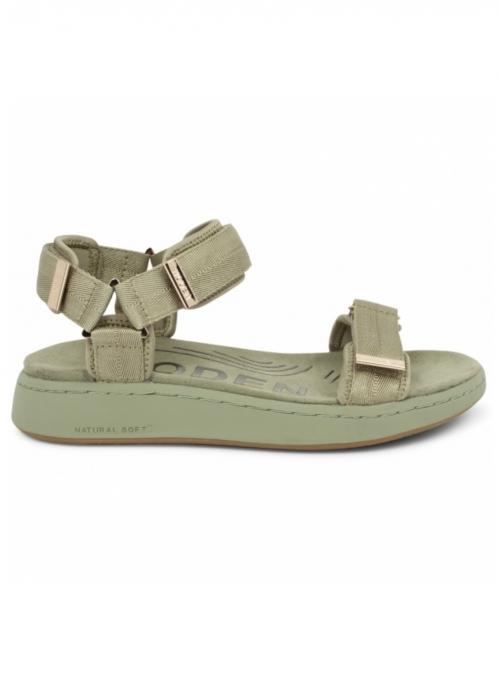 Line sandal DUSTY OLIVE