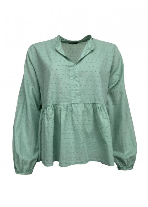 Frigg cotton blouse MINT