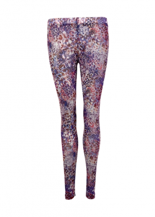 Florence mesh leggings FUSCHIA