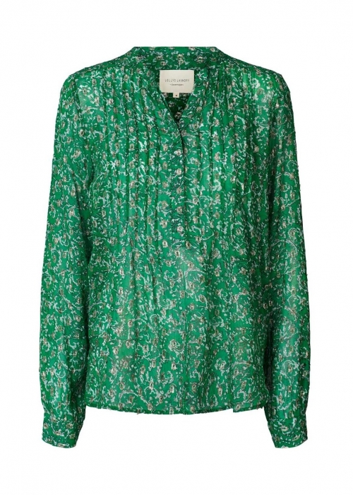 Helena shirt DARK GREEN 21134_2020