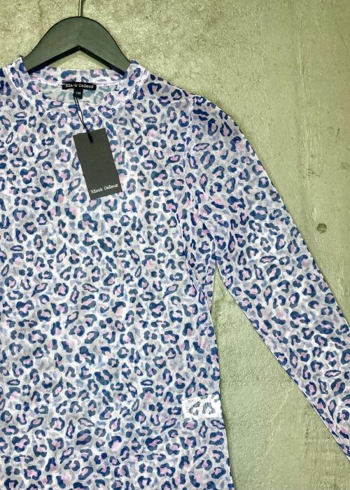 Florence mesh blouse ROSE LEO