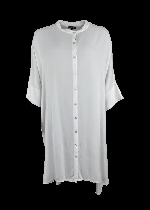 Isolde oversize shirt WHITE