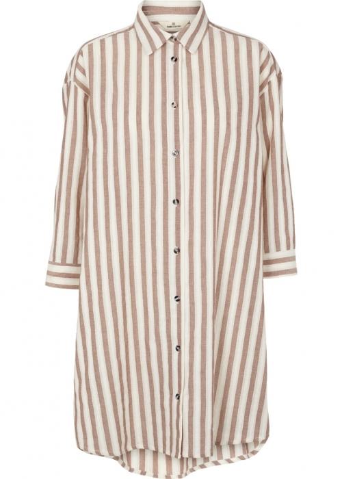 Nori Shirt Dress MINK
