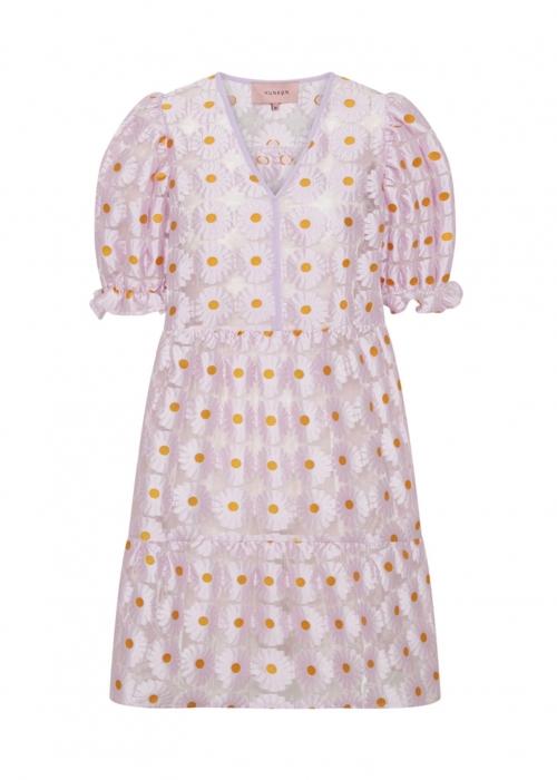 Marguerite dress LAVENDER