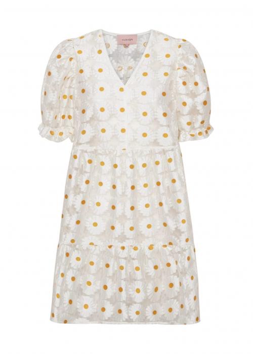 Marguerite dress WHITE