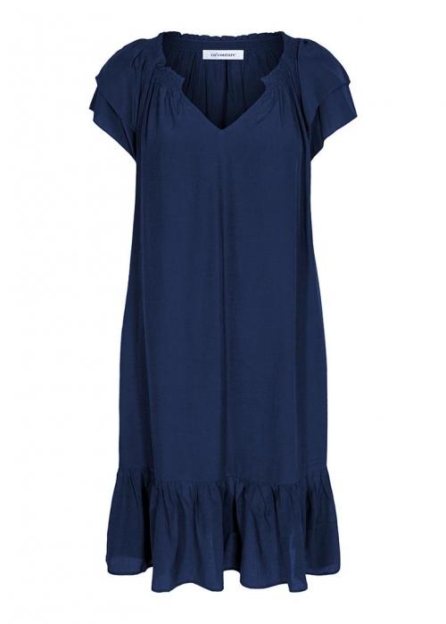 Sunrise cropped dress SKY BLUE