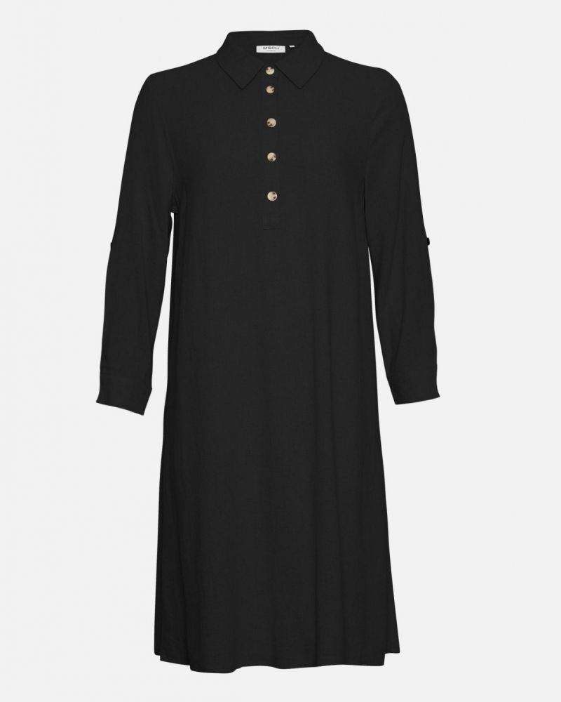 Babetta Smia 3/4 dress BLACK