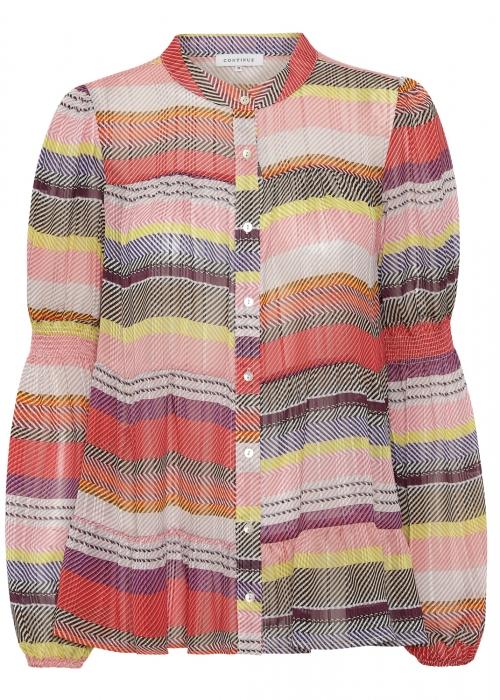 Sanna blouse MULTI STRIPE