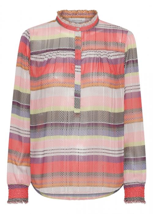 Asta blouse MULTI STRIPE