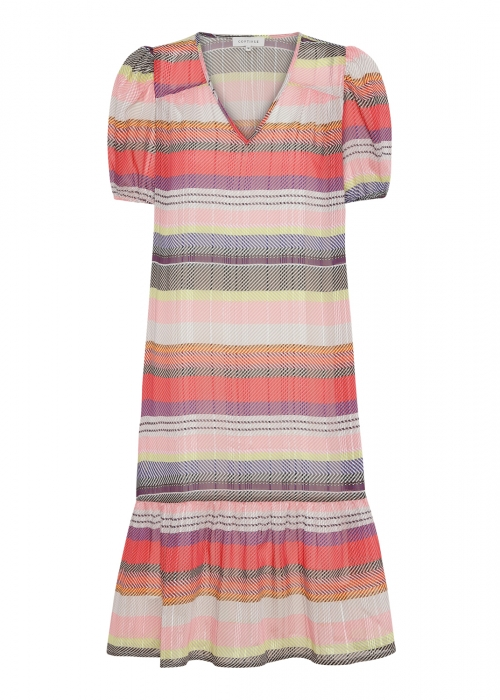 Sisse dress MULTI STRIPE
