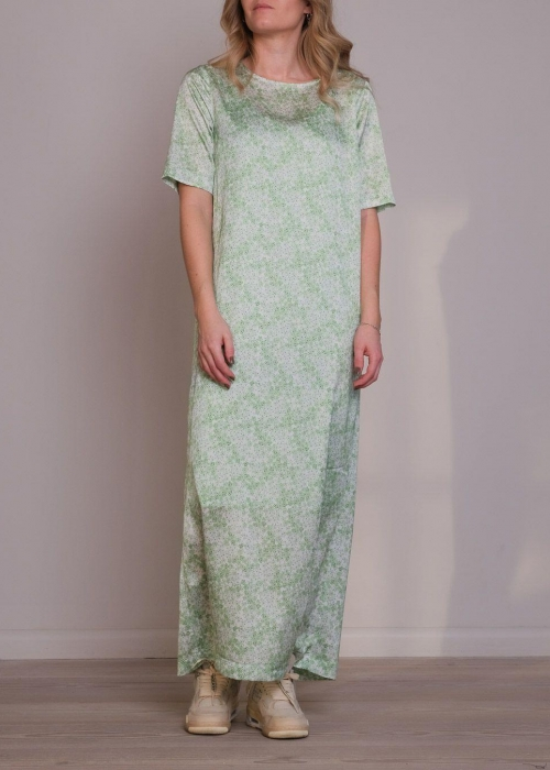 Larri ebe dress LIGHT GREEN