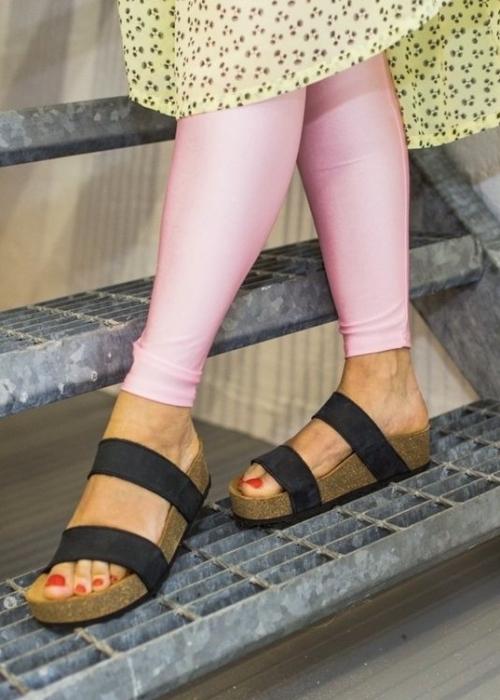 Naomi sandal BLACK