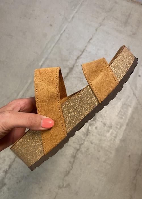 Naomi sandal WHISKY