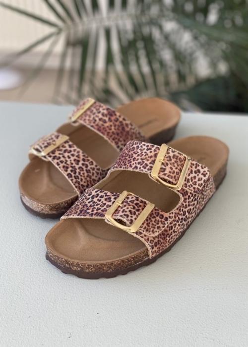 Valerie sandal LEOPARD