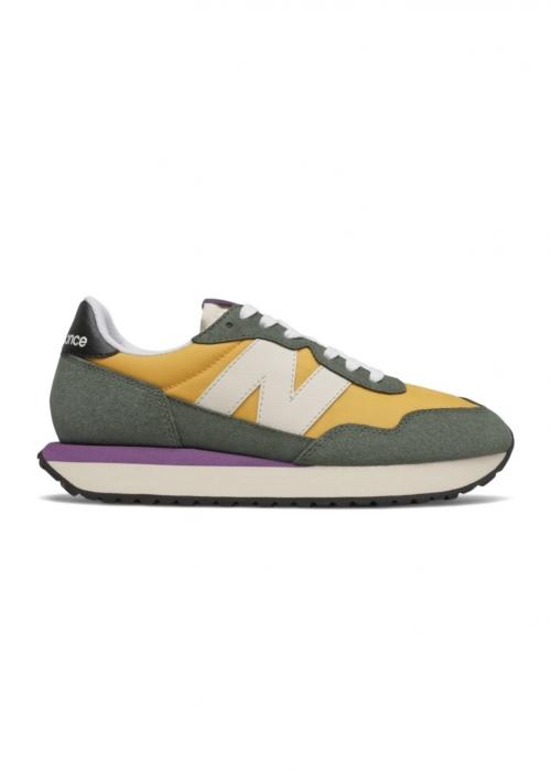 WS237SB Sneakers TEAM GOLD / BLACK SPRUCE