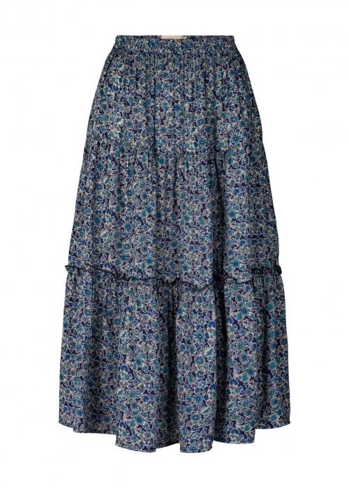 Morning skirt DARK BLUE 21230_4007