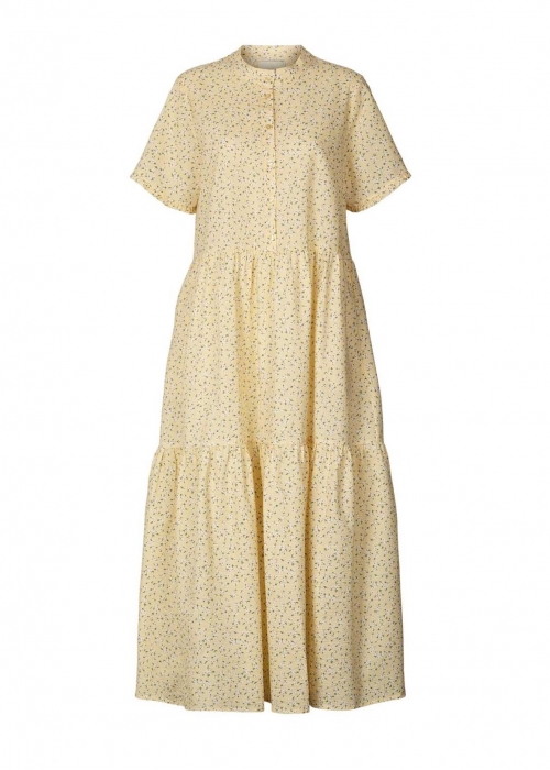 Fie dress LIGHT YELLOW 21206_3006