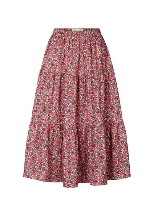 Morning skirt FLOWER PRINT 21202_4008