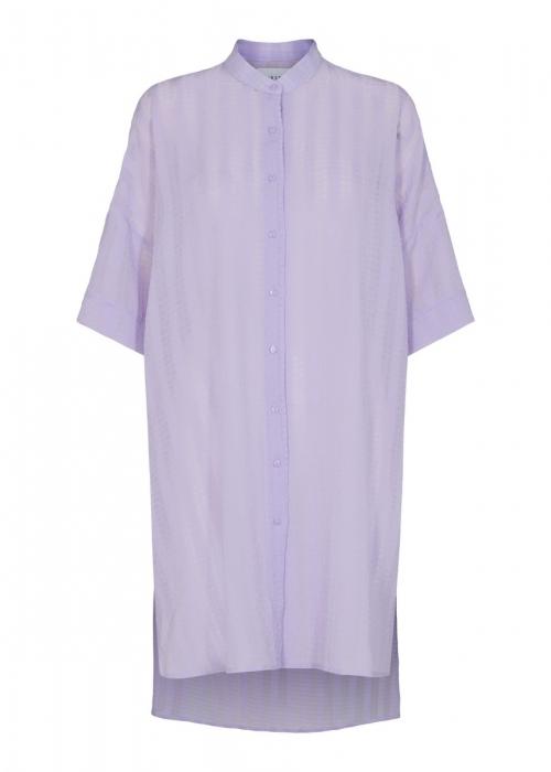 Clara SS Shirt LIGHT PURPLE