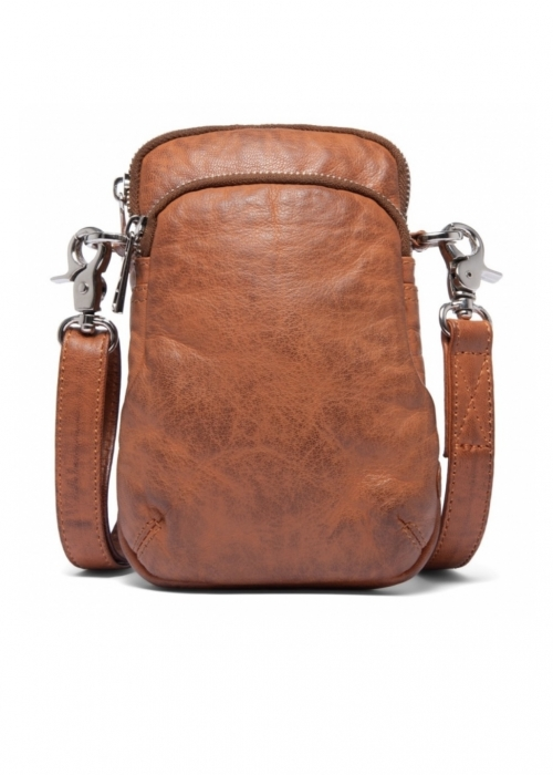 Mobile bag / 14262 COGNAC